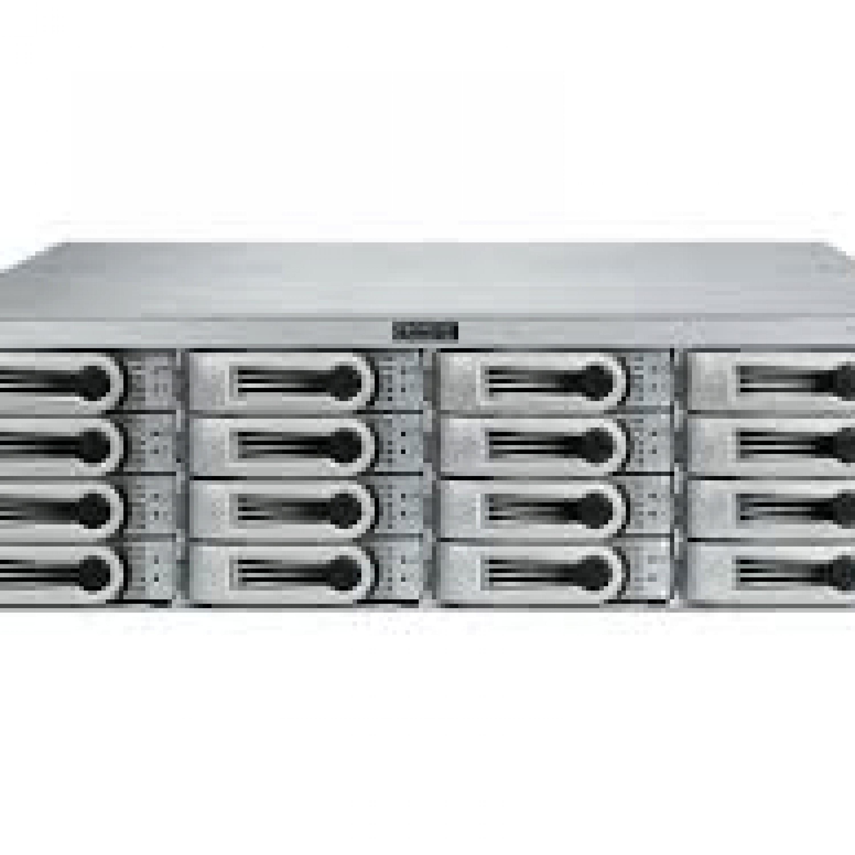 Apple VTRAK e610f , 3U , Kuitukanava , 16 x SAS/SATA RAID levypakka