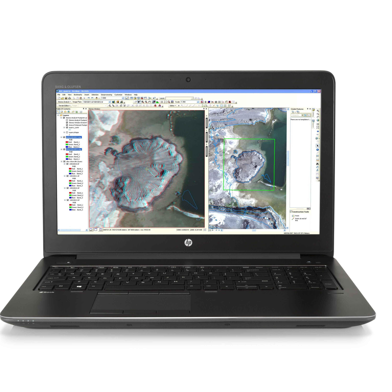 HP Zbook 17 G3 17″ FHD , I7-6820HQ , 1TB SSD ,64GB  , M5000M Takuu 12 kk , Tulossa