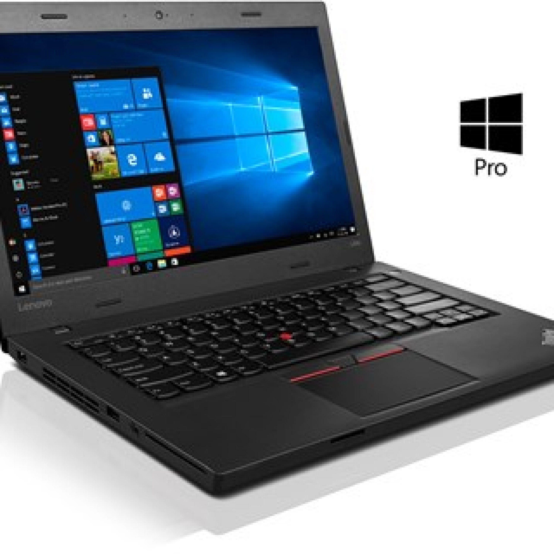 Lenovo  Thinpad L460 14″ FHD , I5-6300U ,  8 GB , 120GB SSD , Takuu 12kk
