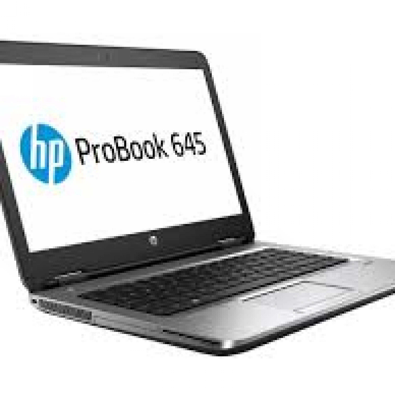 HP Probook 645 G3 ,14″ HD, AMD A6-8530B , 8GB , 128GB SSD  Tehdastakuu päättyy 29.05.2021