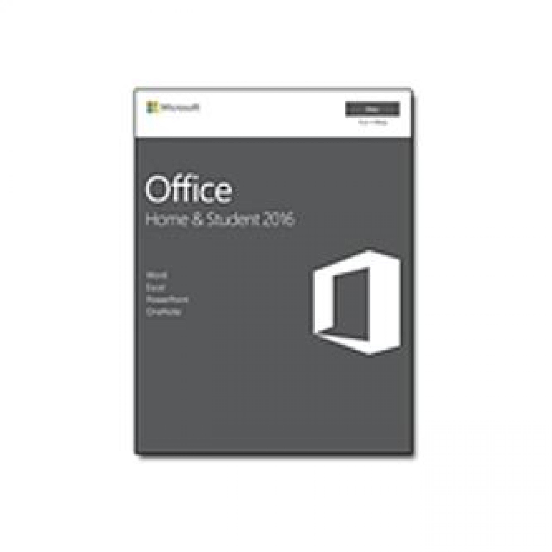 Microsoft Office Home & Student 2016 for Mac Nordic , pysyvästi voimassaoleva lisenssi