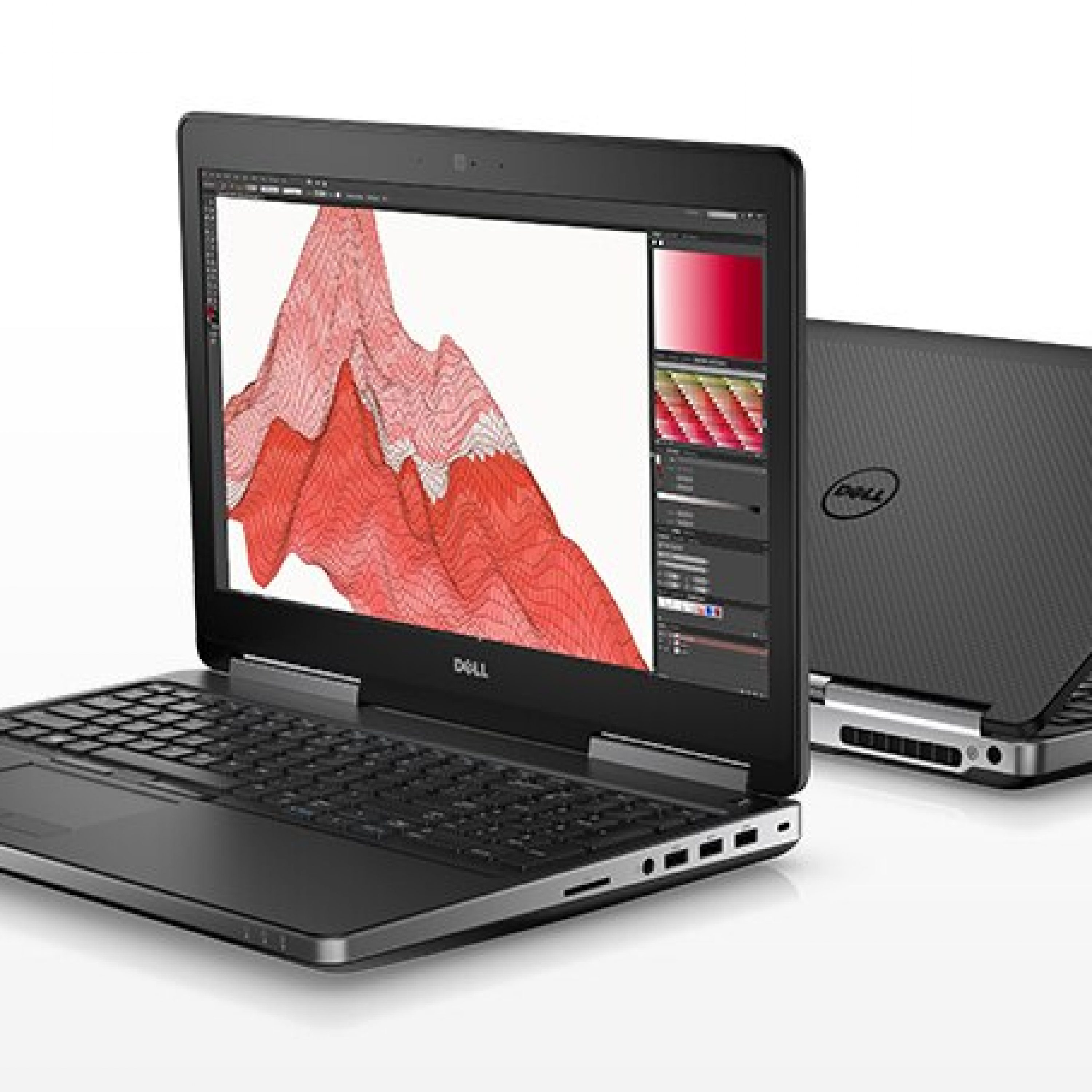 Dell Precision 7530, 15,6″ FHD, I7-8850H, 32GB, 1TB Nvme, Quadro P1000 , Win 10 Pro