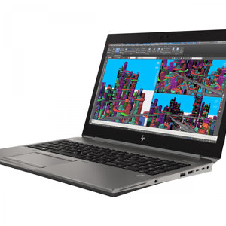 HP ZBOOK 15 G5 15,6″ i7-8850H, Quadro P1000  16GB, 500GB Nvme Tehdastakuu päättyy 02.09.2022